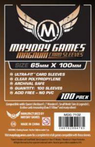 Mayday 65mm x 100mm - Standard Card Sleeves